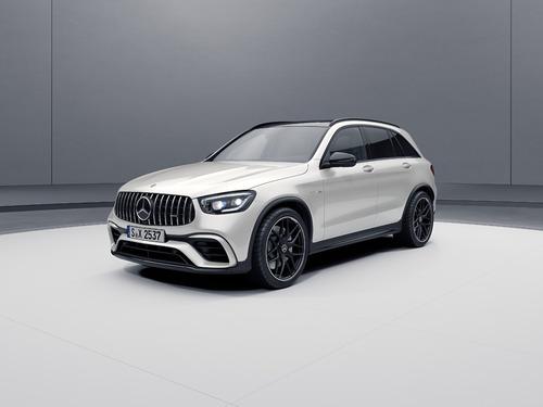 Mercedes Benz Amg 4.0 V8 Glc 63 S 4matic 510 Cv 2020 0km