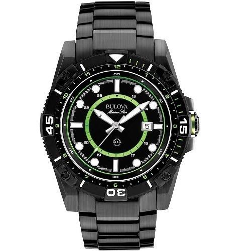 Relógio Bulova Masculino Marine Star Wb31729g - Nfe