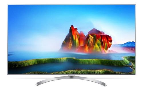 Imagem 1 de 3 de Smart Tv LG 65sj8000 Led 4k 65  100v/240v
