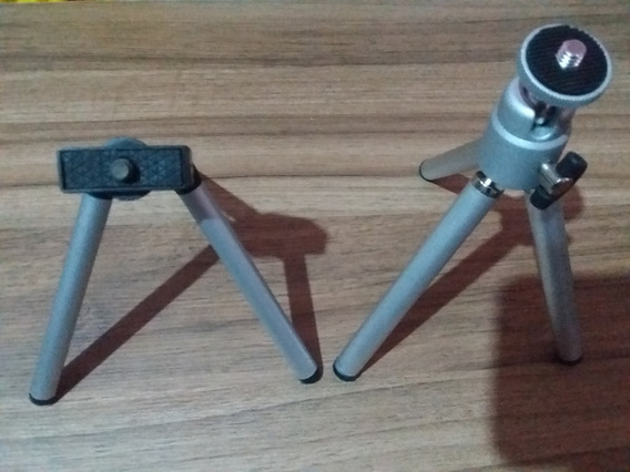 Suporte Para Câmera Filmadora Ou Smartphone