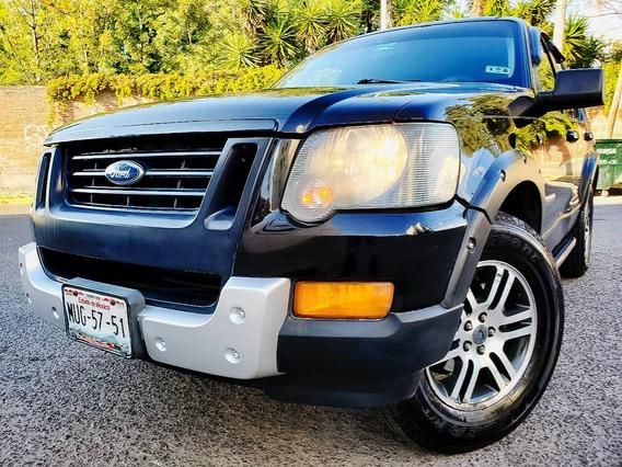 Ford Explorer 4.6 Eddie Bauer V8 4x2 Mt 2007