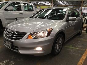 Honda Accord Ex Aut V6 2012