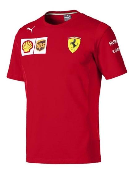 Playera Ferrari Puma Original Nueva **colección 2019**