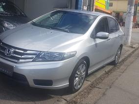 Honda City Sedan Ex-at 1.5 16v Flex 4p 2013