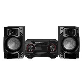 Mini System 450w Bluetooth Cd Usb Sc-akx220lbk - Panasonic