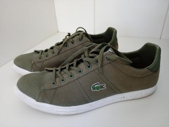 Sapatênis/tênis Lacoste Sport Verde Masculino - Tam. 42