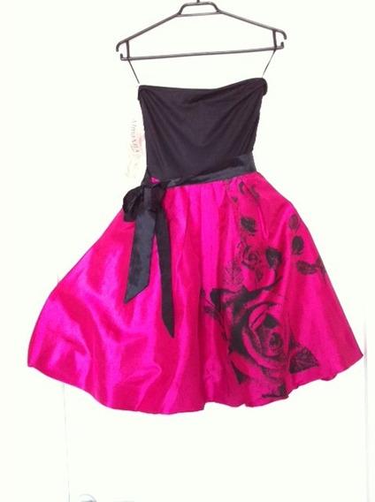 Vestido De Fiesta Nuevo Alma Mia De Boutique Anastassia