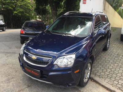 Chevrolet Captiva 3.6 Sport Awd Blindada 2009 R$ 34.999,99