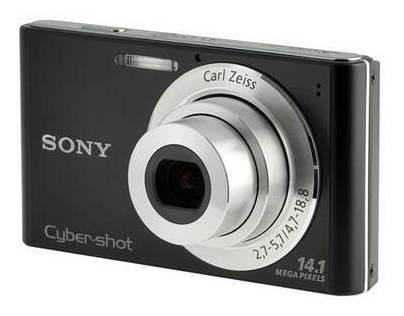 Camera Fotográfica Sony Na Caixa!
