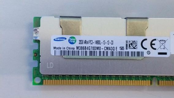 32gb Pc3 14900l Memoria Hp Hpe Gen8 712384-081