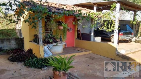 Chácara Para Venda Em Bragança Paulista, Chácara Alvorada, 3 Dormitórios, 1 Suíte, 3 Banheiros - Vcod061