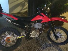 Honda Xr 250 Tornado Moto Preparada