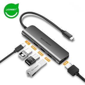 Adaptador Thunderbolt 3 Hub Usb Hdmi Apple Macbook Pro Dex