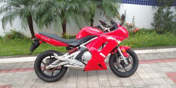 Kawasaki Ninja Ex 650