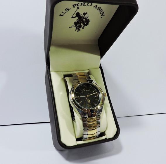 Relógio De Pulso Unisex - U.s Polo Assn Mod.usc80016.