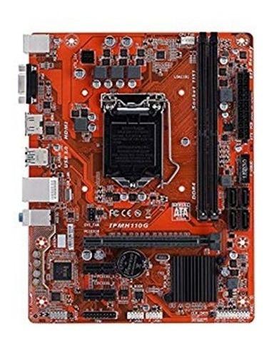 Placa Mãe Pcware Acer Ipmh110g Lga1151 6 E 7 Geração Intel