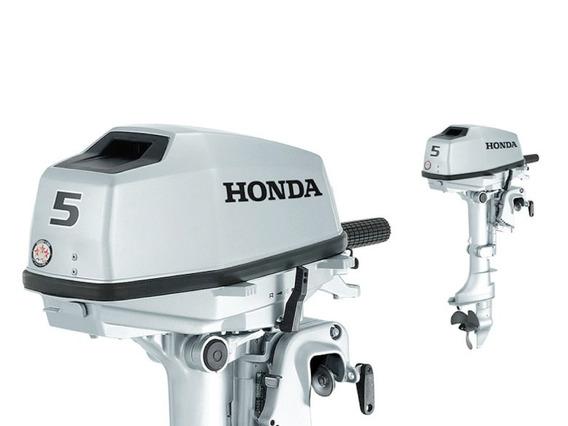 Motor Fuera De Borda Honda Bf 5 Pata Corta Avant Motos