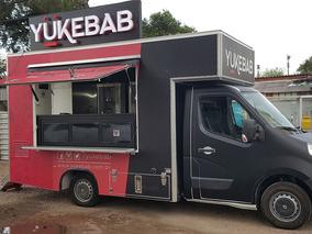 Foodtruck Top Zerado Único Dono. Food Truck
