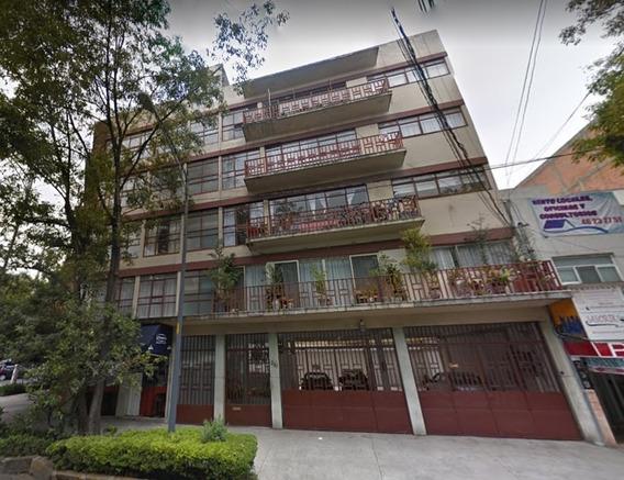Amplio Departamento En Gabriel Mancera, Col. Del Valle