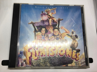Cd Original - Los Picapiedra - Flinstones - Soundtrack