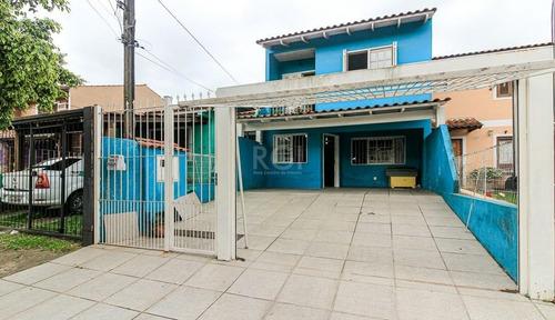 Casa Em Hípica Com 3 Dormitórios - Ot6251