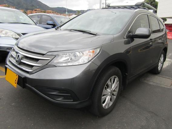 Honda Cr-v Lx 2.4 At 2 Wd