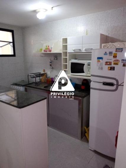 Privilegio Imoveis Aluga-excelente Flat Em Copacabana - 25909