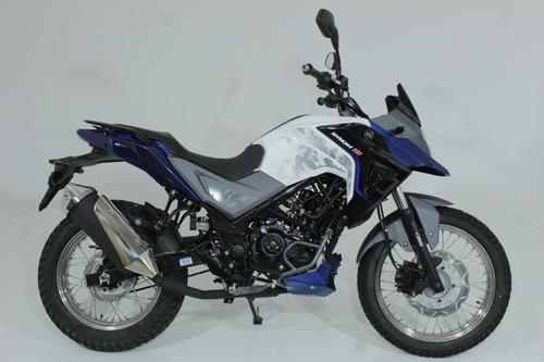 Dafra Nh 190  2021 Azul - Zero Km