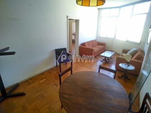 Imagem 1 de 27 de Apartamento À Venda, 2 Quartos, 1 Vaga, Botafogo - Rio De Janeiro/rj - 4140