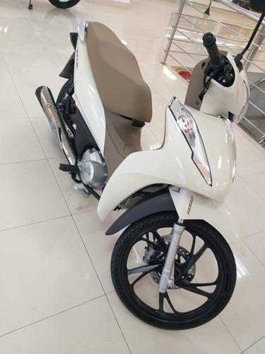 Imagem 1 de 5 de Honda Biz 125 Okm 2021