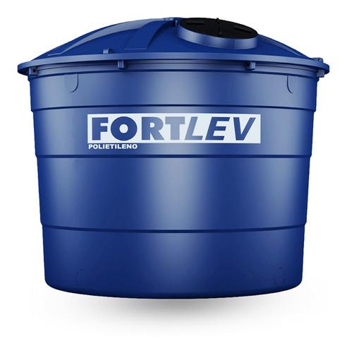 Tanque Depósito Para Agua Potable Fortlev Gianni 10.000 L
