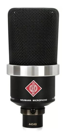 Microfone Neumann Tlm 102 Tlm102 Preto 44549