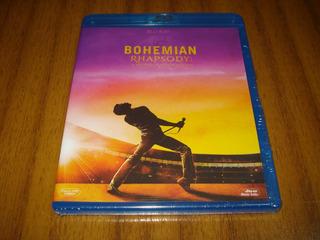 Bluray Queen / Bohemian Rhapsody (nuevo Y Sellado)