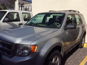 Ford Escape 2.0 Xls 5vel L4 Mt 2010