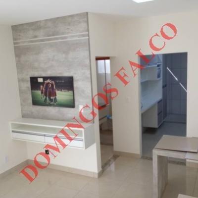 Imagem 1 de 6 de Venda - Apartamento - Jardim São Domingos - Americana - Sp - D0871