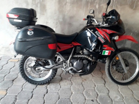 Kawasaki Klr 650 Es Cambio Por Volteo 14mts
