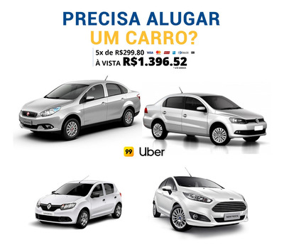 Aluguel De Carros Em Joinville