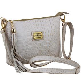 3409f0e22 Bolsa Transversal Pequena Feminina - Bagagem e Bolsas no Mercado ...