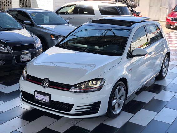 Volkswagen Golf Gti 2.0 At 2015