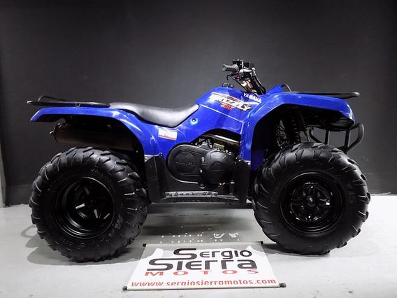 Yamaha Grizzly350 Azul 2009