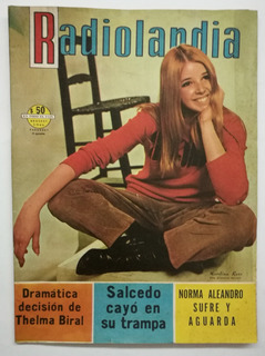 Radiolandia 2066 Beatles Roberto Carlos Antifaz 1968