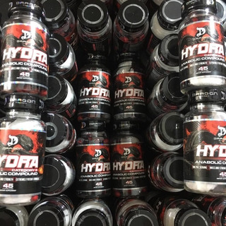 Hydra Dragon Pharma 45 Cápsulas Envio Imediato