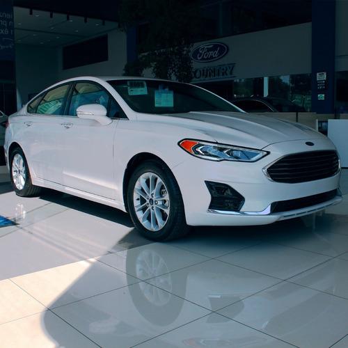 Imagen 1 de 6 de Ford Fusión Hibrido