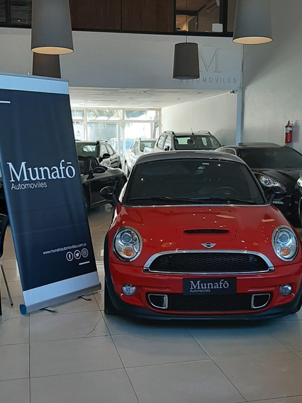 Mini Cooper S 1.6 Jcw Coupe 211cv 2013