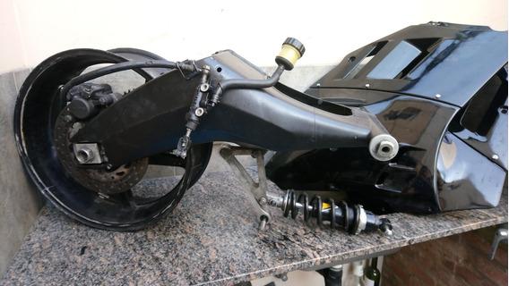Yamaha R1 Tren Trasero Completo
