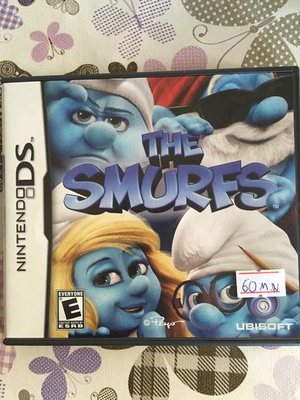 Jogo Para Nintendo Ds The Smurfs