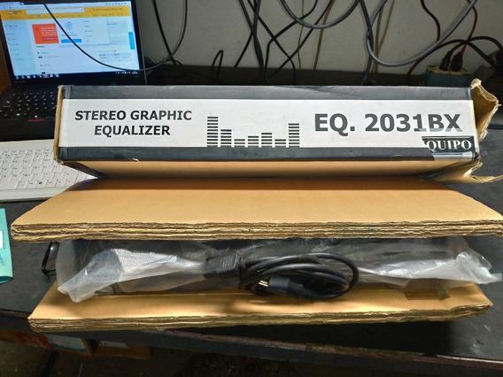 Equalizador G.p.a. Eq2031bx