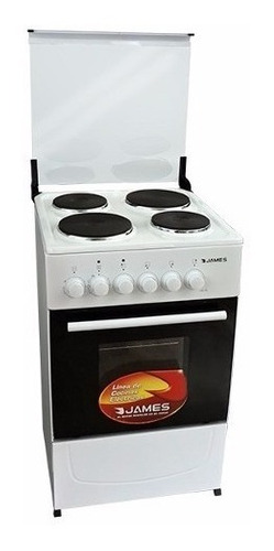 Cocinas Electricas James C801 Termost 4 Disco Garantía James