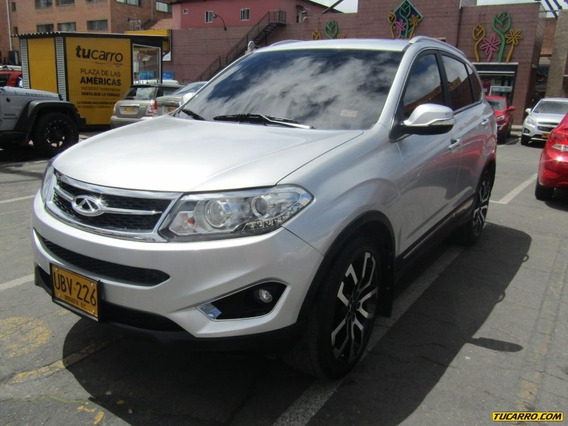 Chery Grand Tiggo 20l Mt 2000cc 2ab Abs