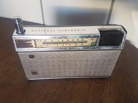 Radio Portátil National Panasonic T-801b - 02f - Funcionando